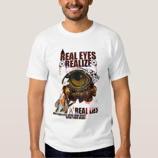Real Eyes-Realize-Real Lies Shirt