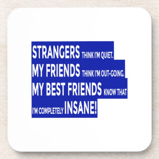 Real Friends True Friendship Coaster