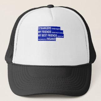 Real Friends True Friendship Trucker Hat