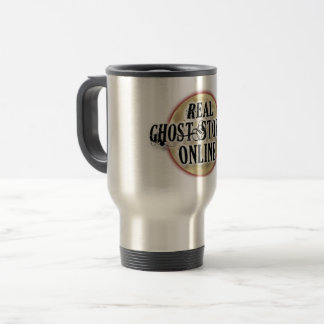 Real Ghost Stories Online Travel Mug