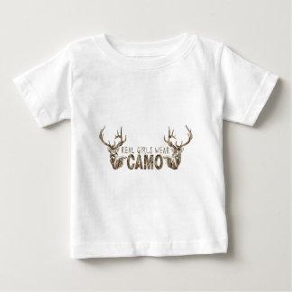 REAL GIRLS WEAR CAMO BABY T-Shirt