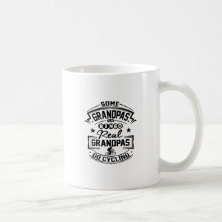 Real Grandpas Go cycling Coffee Mug
