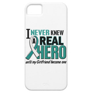 Real Hero 2 Girlfriend Cervical Cancer iPhone 5 Cover