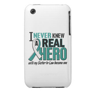 Real Hero Sister-In-Law Cervical Cancer Case-Mate iPhone 3 Cases