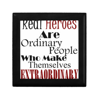 Real Heroes Extraordinary People Gift Box