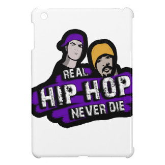 Real Hip Hop never die Cover For The iPad Mini