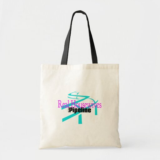 Real Housewives of the Pipeline Tote Bag