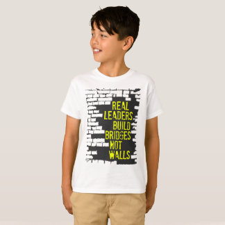 Real Leaders Boy's T-Shirt