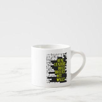 Real Leaders Espresso Mug
