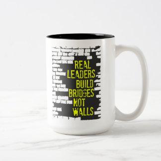 Real Leaders Large Mug