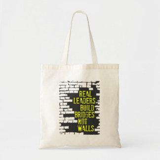 Real Leaders Tote Bag