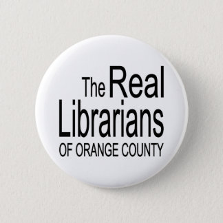 Real Librarians 2 Inch Round Button