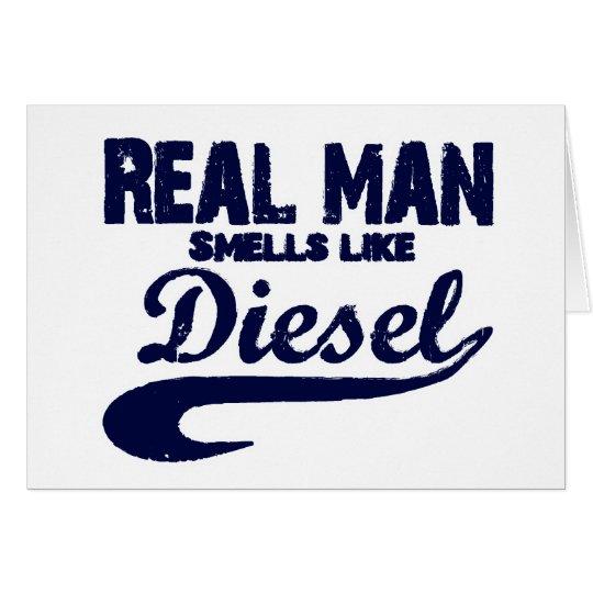 Real man card