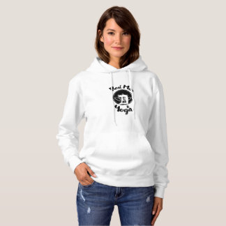 Real Man Do Yoga Lover Funny Gift  For Mens Hoodie