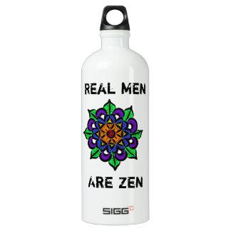 Real Men Are Zen Water Bottle