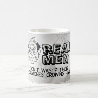Real Men Coffee Mug