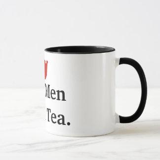 Real Men Drink Tea - MUG