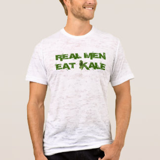 REAL MEN EAT KALE T-Shirt