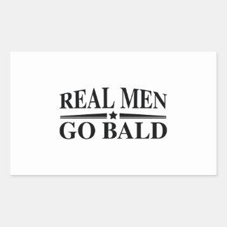 Real Men Go Bald