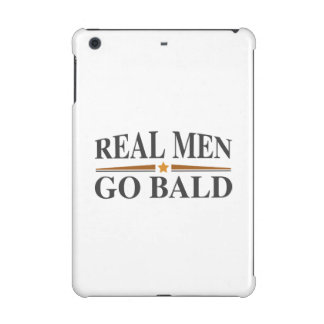 Real Men Go Bald iPad Mini Retina Cover