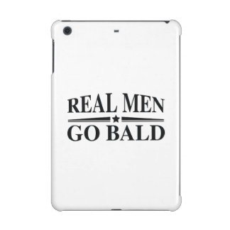 Real Men Go Bald iPad Mini Retina Covers
