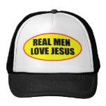REAL MEN LOVE JESUS HATS