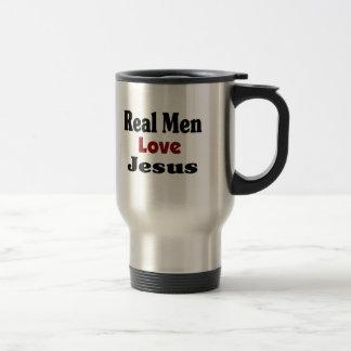 Real Men Love Jesus Mug
