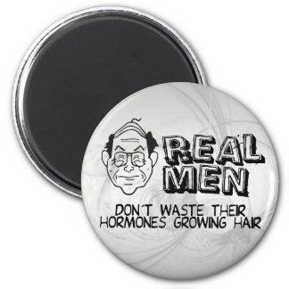 Real Men Magnet