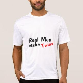 Real Men Make Twins Tshirts