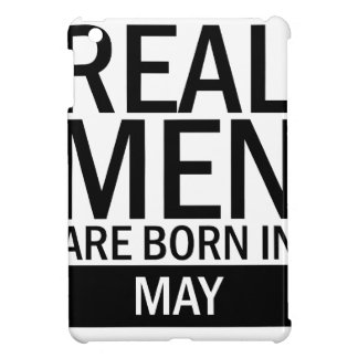 Real Men May iPad Mini Cases