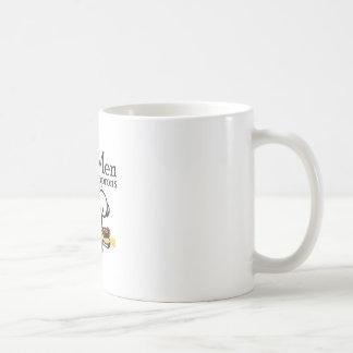 REAL MEN WEAR APRONS COFFEE MUG