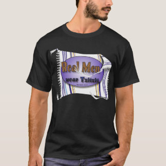 Real Men wear Tzitzit T-Shirt
