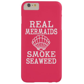 Real Mermaids Smoke Seaweed funny phone case