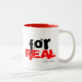 REAL MINE Two-tone Mug