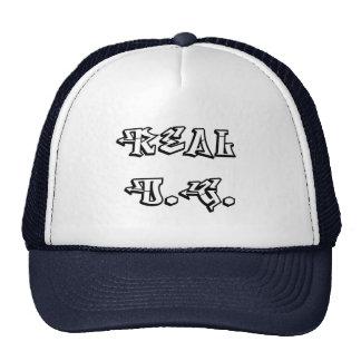Real O.G white Trucker Hat
