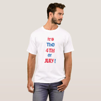 Real One CO. 4th of July T-Shirt