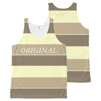 Real Original Sepia Nuances Tank Top