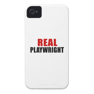 REAL PLAYWRIGHT Case-Mate iPhone 4 CASE