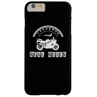 Real Quick Barely There iPhone 6 Plus Case