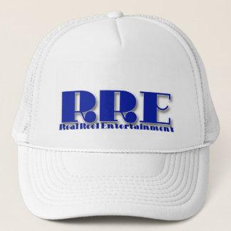 Real Reel Entertainment  Logo Trucker Hat