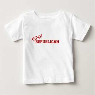 Real Republican Baby T-Shirt