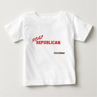 Real Republican, Never Trump Baby T-Shirt