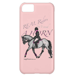 Real Riders Ride English iPhone 5C Cases