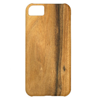 Real Santos Rosewood Veneer Woodgrain iPhone 5C Cover