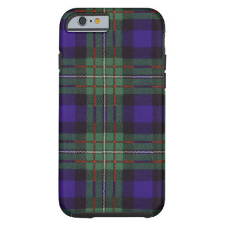 Real Scottish tartan - Ferguson - Drawn by Nekoni Tough iPhone 6 Case