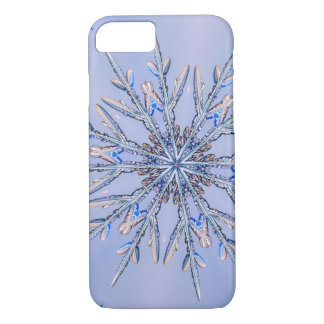 Real Snowflake Fractal 6 iPhone 7 Case