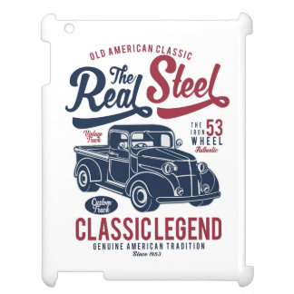 Real Steel IPAD/IPAD MINI, IPAD AIR CASE