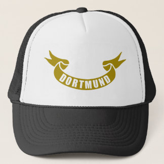 real-tape-Dortmund Trucker Hat