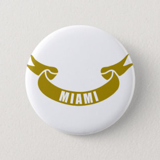 real-tape-Miami 2 Inch Round Button