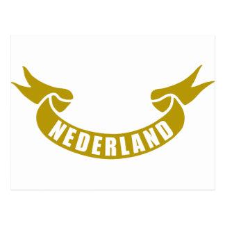 real-tape-nederland postcard